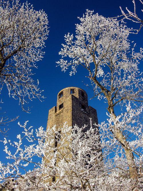 high eight eifel winter