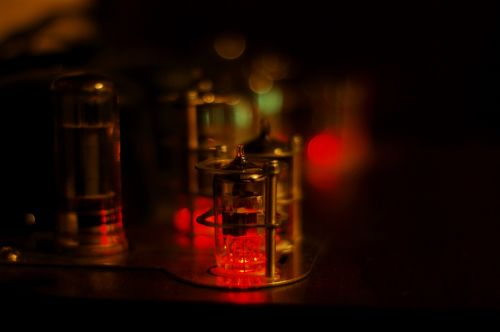 high end amplifier vacuum tube