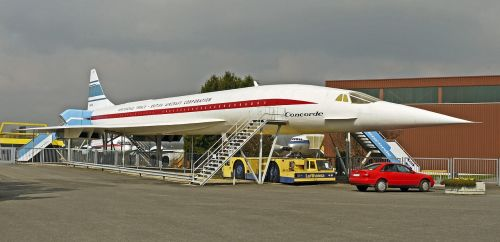 high flyer concorde supersonic
