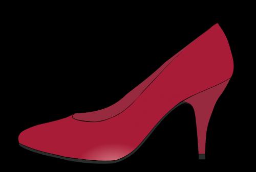high-heel stilettos shoe
