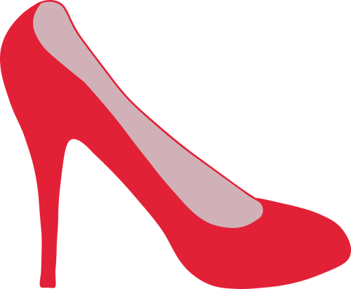 high heels high-heeled shoes red high heels