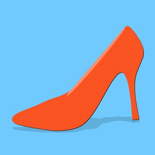 high heels red stiletto