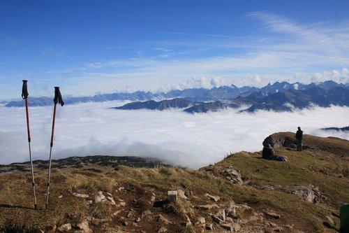 high ifen  alpine  austria