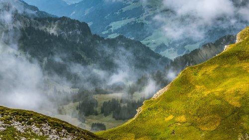 high ifen  nature  landscape