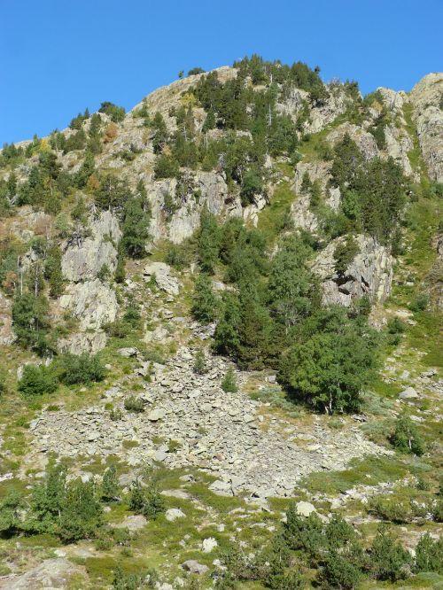 high mountain pyrenees round dish