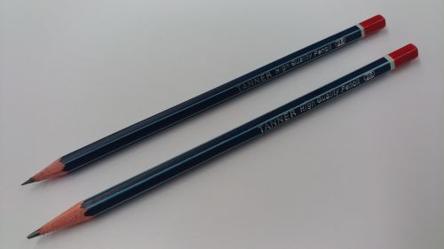 high quality pencil get the point