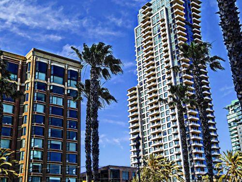 High Rise Apartments