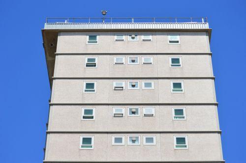 High Rise Public Housing Building