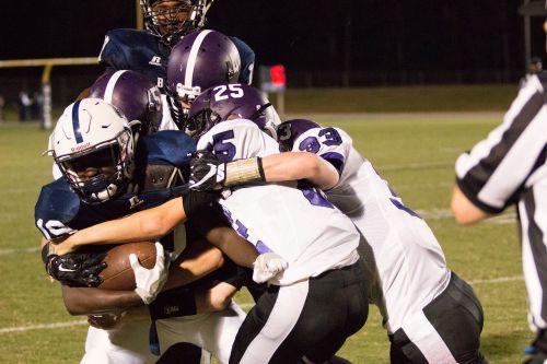 high school football tackle