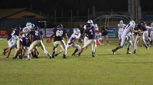 high school football sports football