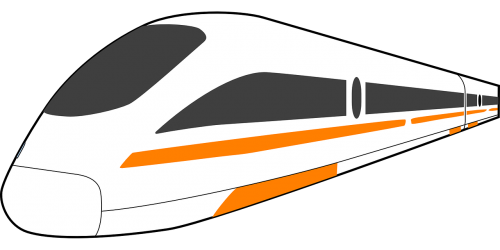 high-speed train train high-speed rail