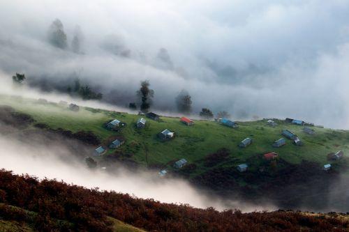highland landscape nature