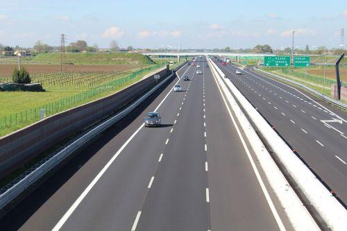 highway lanes transport