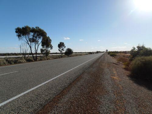 highway road landscape