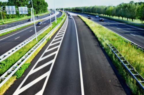 highway motorway autobahn