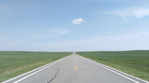 highway prairie keshiketengqi