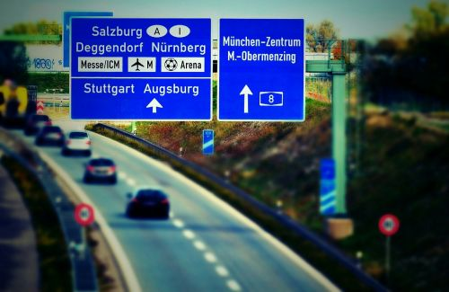 highway traffic autos