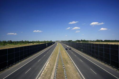 highway way acoustic screens