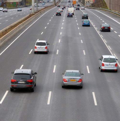 highway travel drive