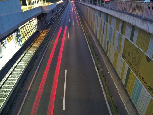 highway autos traffic