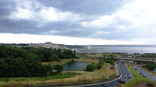 highway urban national harbor