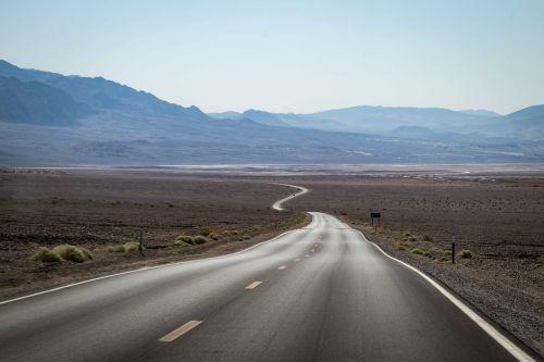 highway road america