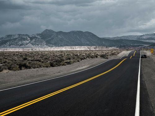 highway road usa