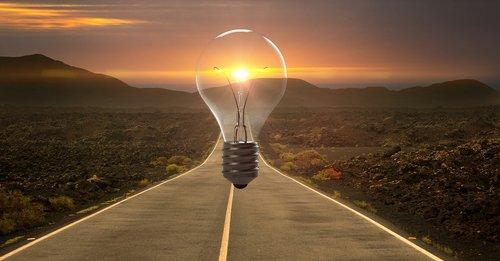 highway  lightbulb  idea
