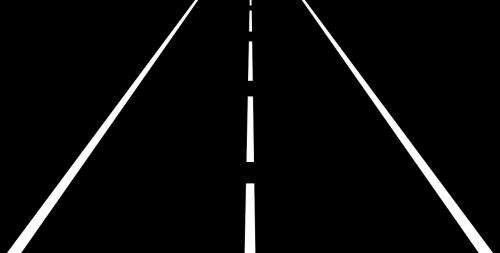 highway road lanes