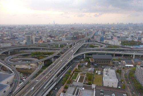 highway  higashi-osaka  junction