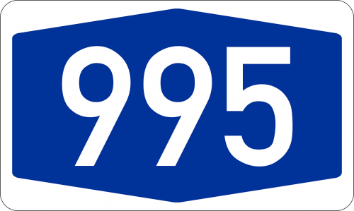 highway number route