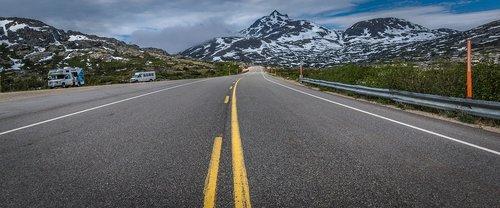 highway  road  canada