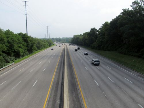 highway traffic road