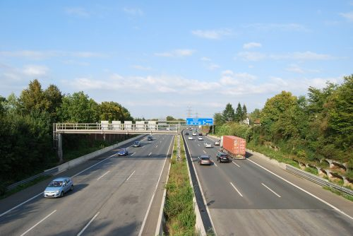 highway roadway a40