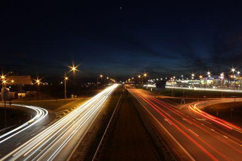 highway freeway speedway