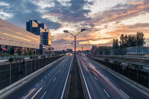 highway freeway motorway