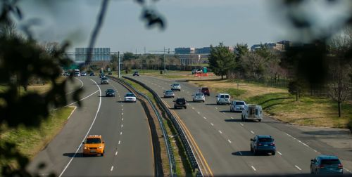 Highway City Traffic