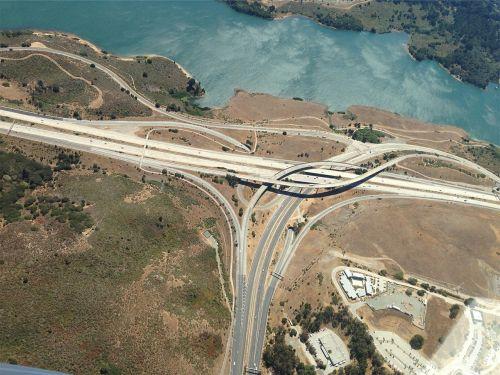 highways freeways streets