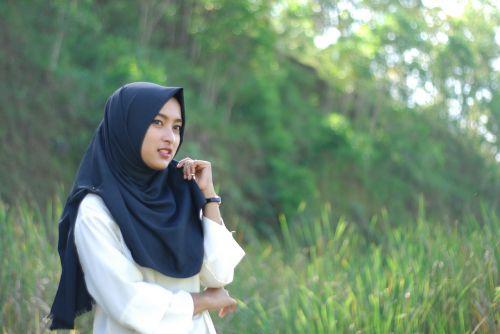 hijab,Indonezija,religija,Islamas,musulmonas,gamta,musulmonas,kraštovaizdis