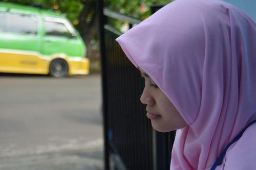 hijab indonesian girl