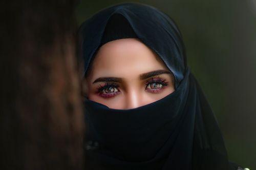 hijab headscarf portrait