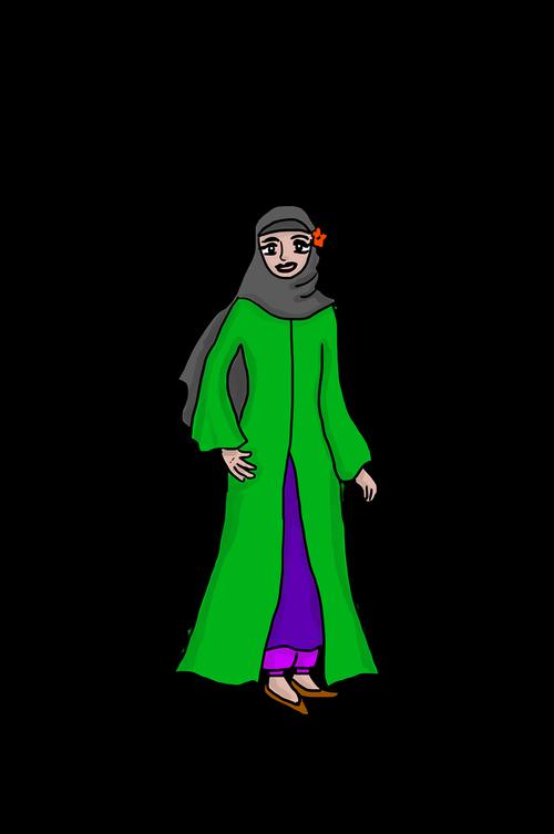 hijab  headscarf  headdress