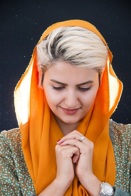 hijab  adult  beautiful
