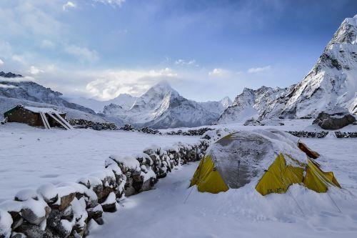 hiker camp tent