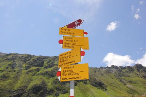 hiking mountains directory