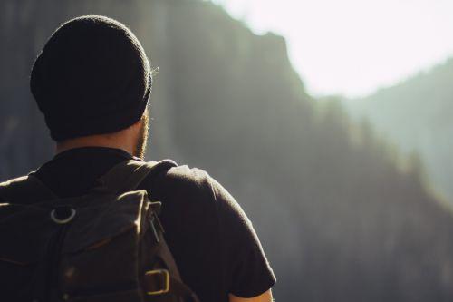 hiking trekking mountains