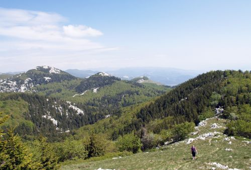 hiking hiker adventure