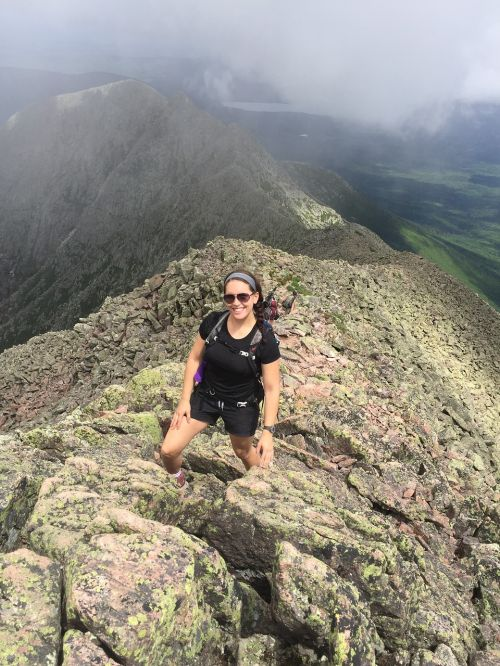 hiking perseverance climb