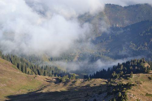 kazakhstan trips mountains