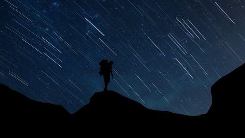 hiking stars adventure